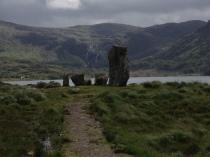 Stone circle, Beara Peninsula, Cork