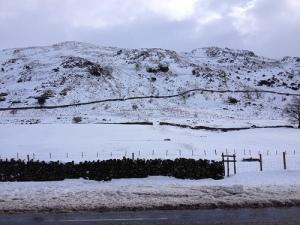 Near Keswick, Cumbria. It doesn't usually look like this.