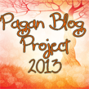 I'm participating in the Pagan Blog Project 2013