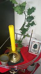 ogham altar