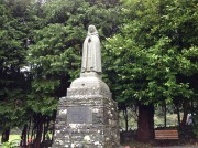 Statue of St Gobnait. Ireland