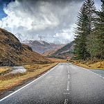The Skye Road, Andi Campbell-Jones, Flickr (CC).